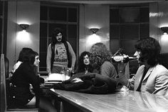 Led Zeppelin: Rarely Seen Photos From Good Times, Bad Times Pictures | Rolling Stone LOVE the grouchy Snippy!