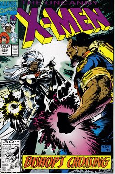 Uncanny X-Men 1st Series 283 December 1991 Issue Marvel