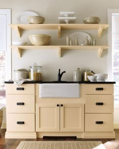 Utility Kitchen ClosetAccessible AccessoriesWine Racks and OrganizationOpen Shelving