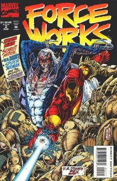 Force Works # 2 by Tom Tenney & Rey Garcia