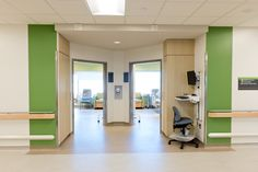 Parkin Architects Limited | New Oakville Hospital #architecture #healthcare
