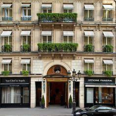 Park Hyatt Paris - Vendome (France) - Hotel Reviews - TripAdvisor