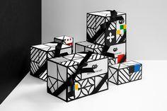 Helvetimart, una marca construida a partir de banderas y patrones