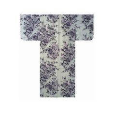 Authentic Japanese Samurai Yukata Fresh Cool Kimono Lily 969 | eBay