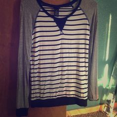 Shirt Rue 21 shirt Rue 21 Tops Tees - Long Sleeve