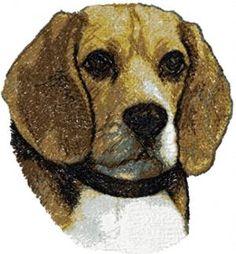 Advanced Embroidery Designs - Beagle