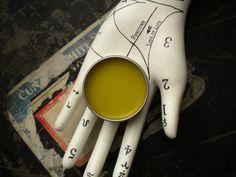 Dark Waltz Herbal Organic Solid Perfume Sandalwood by flossiefern, $18.00 #handmadebot #boebot #etsysns