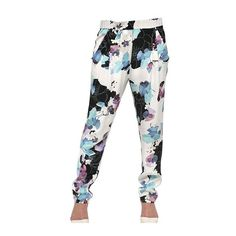 3.1 PHILLIP LIM Printed Silk Trousers ($605) ❤ liked on Polyvore