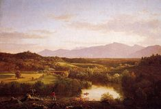 River in the Catskills    Artist: Thomas Cole