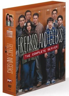 Freaks and Geeks: The Complete Series  I didn't find this show til after it was canceled but still it holds up as an awesome show that could have gone on for many seasons, such great writing & all young actors that are now some of my favorite comedy stars.