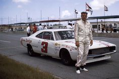 Photos: Every Daytona 500 pole winner in history:   By NASCAR.com | Friday, February 17, 2017 Year: 1969  Driver: Buddy Baker  Speed: 188.901 mph  Finishing position: 5th