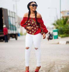 off_shoulder-978x1024 Kitenge Dresses for Young Girls-18 Cute Kitenge Ankara Dress