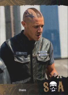 2015 Sons of Anarchy Seasons 4-5 #31 Chains - NM-MT