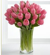 The stunning beauty of these FTD pink tulips is undeniable.  You can easily image them at your wedding.  Go to RebateGiant.com and get your rebate to help save money on your incredible day.