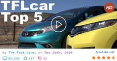 Top 5 Small Cars for Small Families Reviewed What are the Top 5 small family for small families? At TFLcar we are lucky enough to drive and review hundreds of new cars every ye...