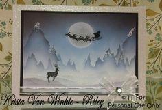 Krista's Creative Korner: Magic of Christmas