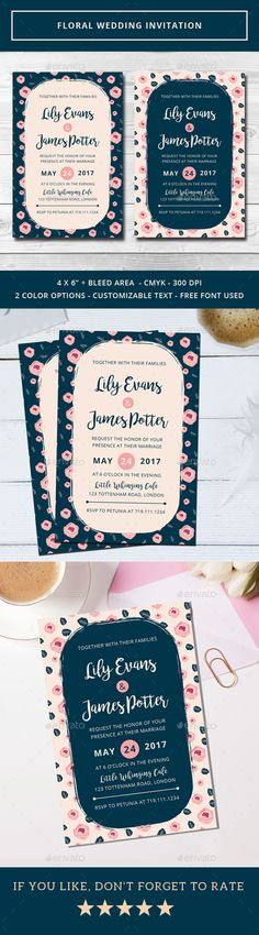 Bridal Shower Tea Party Invitation Templates PSD Download here - download invitation templates