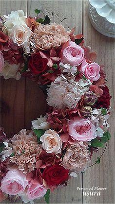 Flower Wreath『オーダーリース』