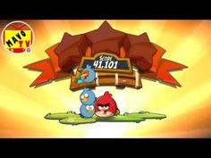 #Angry #Birds 2 New #Game for #Kids #joy #fun #babies #love #play
