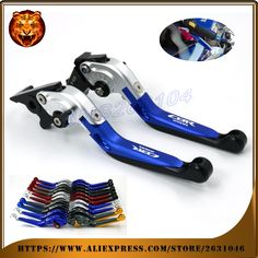 41.20$  Buy here - http://alinc5.worldwells.pw/go.php?t=32786464750 - Adjustable Folding Extendable Brake Clutch Lever For HONDA CBR250R 2011 2012 2013 RACING WITH LOGO Free shipping Motorcycle