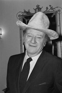 John Wayne, Sands Of Iwo Jima, Earl Holliman, Jeffrey Hunter, Wearing A Tuxedo, The Quiet Man, Glen Campbell, Montgomery Clift, Howard Hughes