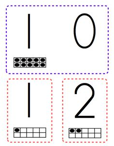 Building teen numbers using base ten