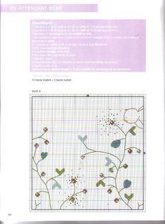 Gallery.ru / Фото #37 - 761 - Yra3raza Cross Stitch Borders, Cross Stitch Baby, Baby Embroidery, Kids Patterns, Pattern Books, Needlepoint, Needlework, Baby Kids, Bullet Journal