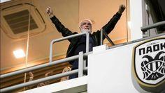 Ι.Σαββίδης: «Να φέρουμε το Κύπελλο στη Θεσσαλονίκη»