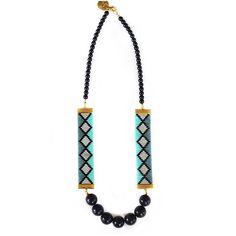 Miami Nights Necklace (Blue)