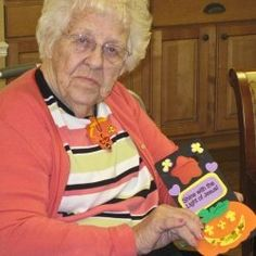 Doing crafts with the elderly can be a fun and rewarding experience. I love watching them use their imaginations to design the different crafts,...