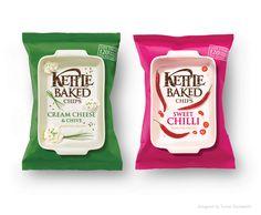 Kettle Baked. Designed by Turner Duckworth
