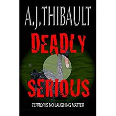 "#BookReview of #DeadlySerious from #ReadersFavorite - https://readersfavorite.com/book-review/deadly-serious  Reviewed by Grant Leishman for Readers' Favorite  Deadly Serious: Terror is no Laughing Matter by A.J. Thibault is a dark comedy that follows ""poor little rich boy""Jon Goodis as he tries to come to terms with what his role in life should be. With his father being a wealthy and successful CEO of an oil company, Jon knows one day the wealth will be his, but what is life about? What is…"