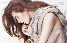 Photographer Dexter Quinto I Makeup Jessica Jean Myers I Stylist Alexandra Loeb I Model Shelby (Elmer)