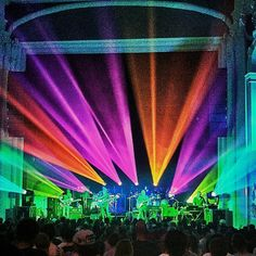 Umphrey's McGee giving everyone a great night