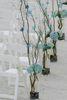 Aisle Decor- Change to White by alemao.lorena, via Flickr
