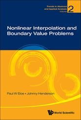 Nonlinear interpolation and boundary value problems Eloe, Paul W. EMS 2016
