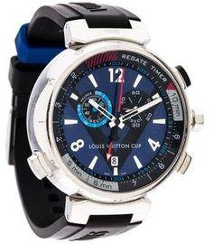 Louis Vuitton Tambour Régate Chronograph Watch
