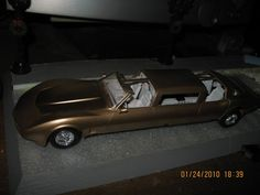 Corvette Limousine. Update 11-11-13 New pictures... - Page ...