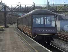 A luxurious trip on the Dartmouth Steam Railway travelling in style on the Devon Belle Pullman observation car. The history of the Devon Belle and this beautiful Devon Railway. British Pullman, Brighton Belle, Pullman Train, Steam Railway, Bus Coach, Train Tickets, Electric Locomotive, Dartmouth, Train Car