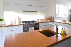 picture bunnings kaboodle bamboo kitchen - Google Search