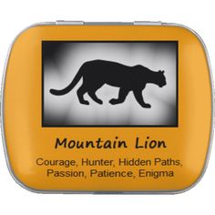 Spirit of Mountain Lion