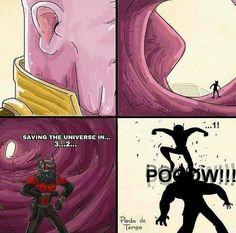 Spoiler de Infinity war - meme
