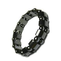 $19.80 (Buy here: https://alitems.com/g/1e8d114494ebda23ff8b16525dc3e8/?i=5&ulp=https%3A%2F%2Fwww.aliexpress.com%2Fitem%2FBlack-cool-magnetic-bracelet-beads-hematite-stone-therapy-bracelet-women-or-men-s-jewelry-magnet-therapy%2F32718144416.html ) Black cool magnetic bracelet beads hematite stone therapy bracelet women or men's jewelry magnet therapy for health care for just $19.80