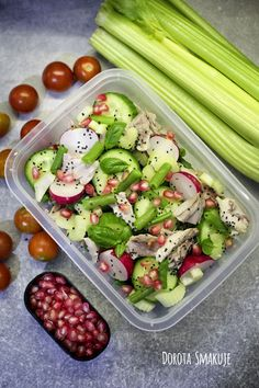 Bento, Celery, Meal Prep, Lunch Box, Food And Drink, Meals, Vegetables, Cooking, Fitness