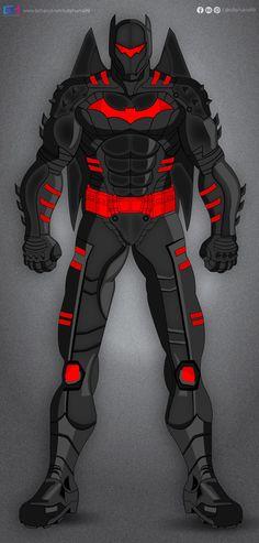 Batman, Behance, Illustration, Illustrations