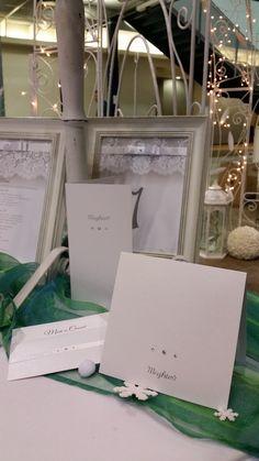 Asztalszám, meghívó? A Magic Art - nál a téli  esküvő hangulata sem okoz problémát.