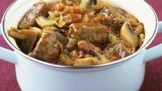 Filettopf aus dem Backofen und weitere Fleisch-Rezepte