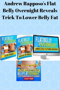 The marvelous guide is for each and every person who is troubled by belly fat. It is a 7-day program which is made through a calculated approach. Flat Belly Overnight claims to melt 1-2 lbs of fat on daily basis. It can also be followed by a person whose energy levels tends to decrease. The 3-minute sequence will skyrocket your metabolism giving you an active body. You will eventually feel fresh and energetic. It also have delicious detox recipes along and a lot more..