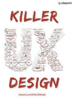killer UX design infographic