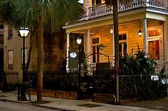 Poogan's Porch. What we love: It is all good! Excellent Mac and Cheese (our favorite in town), Crab Cake Benedict (brunch), She Crab Soup, Sunrise Shrimp and Grits (brunch)....and a chance to see a real ghost!